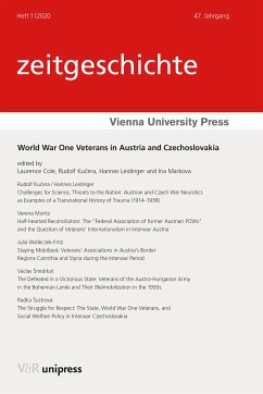 World War One Veterans in Austria and Czechoslovakia (eBook, PDF)