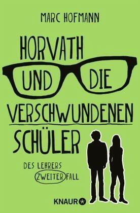 Buch-Reihe Lehrer Horvath ermittelt