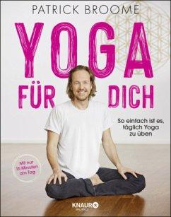 Yoga für dich - Broome, Patrick