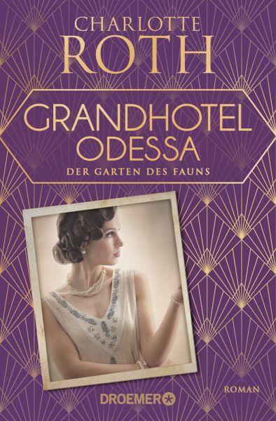 Buch-Reihe Grandhotel Odessa
