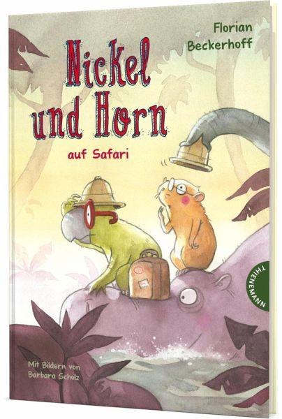 Buch-Reihe Nickel und Horn