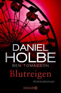 Blutreigen / Sabine Kaufmann Bd.5 - Holbe, Daniel;Tomasson, Ben