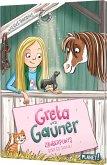 Zauberponys gibt es doch! / Greta und Gauner Bd.1