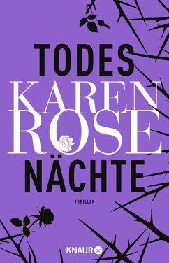 Todesnächte / Baltimore Bd.6 (eBook, ePUB) - Rose, Karen