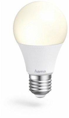 Hama WiFi LED-Lampe E27 10Watt Weiß dimmbar