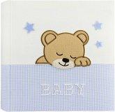 ZEP Elisa blue 24x24 20 Seiten Babyalbum DL2420BL