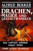 Drachen, Magier und Gestaltwandler: Das Fantasy Sommer Paket 2020 - 2000 Seiten Spannung (eBook, ePUB)