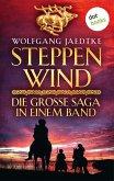 Steppenwind - Die große Saga in einem Band (eBook, ePUB)