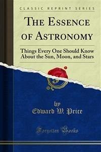The Essence of Astronomy (eBook, PDF)