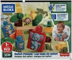 Mega Bloks Safari Freunde