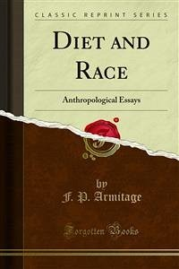 Diet and Race (eBook, PDF)