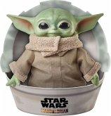 Star Wars Mandalorian The Child Baby Yoda Plüschfigur (28 cm)