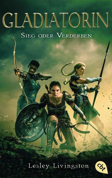 Buch-Reihe Gladiatorin