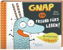 Gnap - ein Freund fürs Leben! - Gravel, Elise