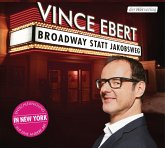 Broadway statt Jakobsweg, 1 Audio-CD