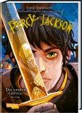 Die letzte Göttin / Percy Jackson Comic Bd.5