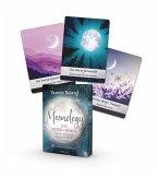 Moonology - Das Mond-Orakel, 44 Karten & Buch