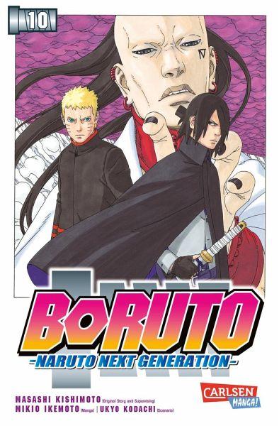 Buch-Reihe Boruto - Naruto the next Generation