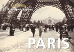 Postkartenbuch Paris
