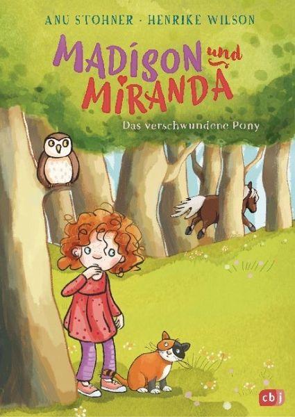Buch-Reihe Madison und Miranda