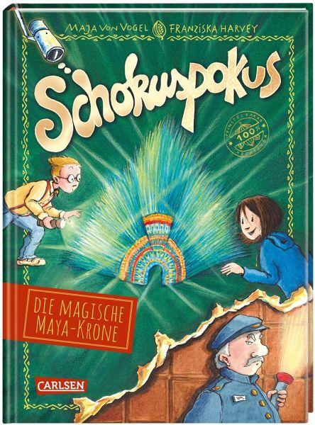 Buch-Reihe Schokuspokus
