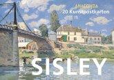 Postkartenbuch Alfred Sisley