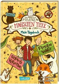 die schule der magischen tiere: mein tagebuch von margit auer portofrei bei bücher.de bestellen