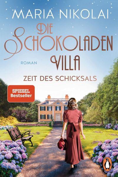 Buch-Reihe Schokoladen-Saga