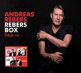 Andreas Rebers - Box, 4 Audio-CD