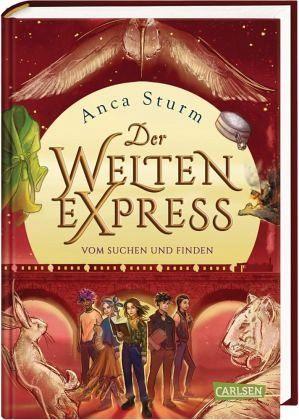 Buch-Reihe Der Welten-Express