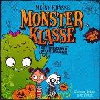 Kettenrasseln mit Kellerasseln / Meine krasse Monsterklasse Bd.1 (1 Audio-CD)