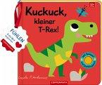 Mein Filz-Fühlbuch: Kuckuck, kleiner T-Rex!