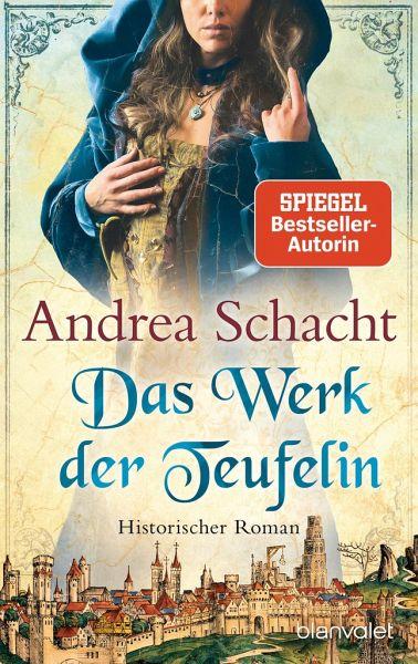 Das Werk der Teufelin / Begine Almut Bossart Bd.2