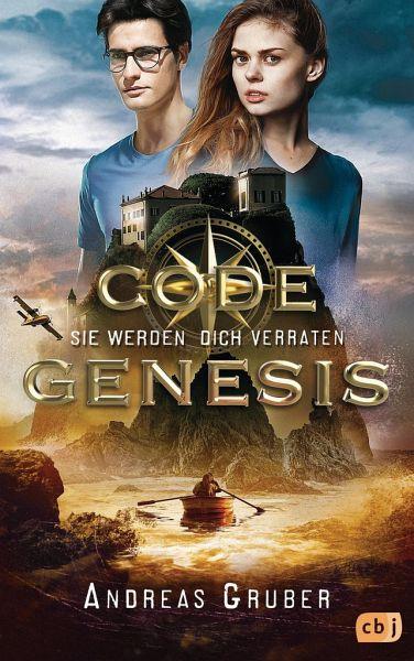 Buch-Reihe Code Genesis