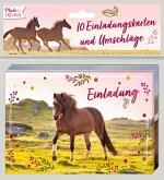 Einladungskarten - Pferdefreunde - Einladung