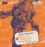 Der Massai, der in Schweden noch eine Rechnung offen hatte, 1 MP3-CD