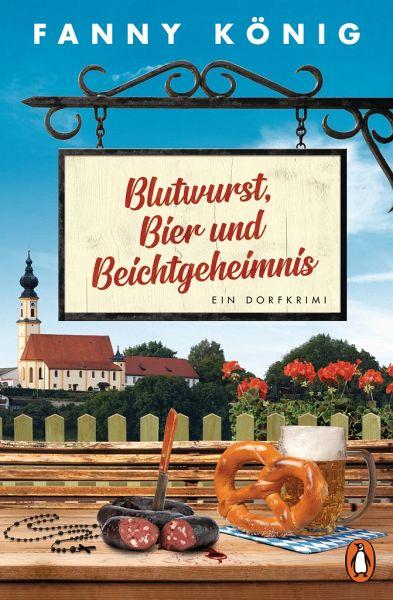 Buch-Reihe Dorfpfarrer Meininger ermittelt