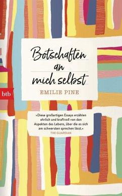 Botschaften an mich selbst - Pine, Emilie
