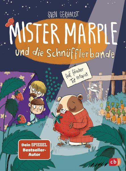 Buch-Reihe Mister Marple