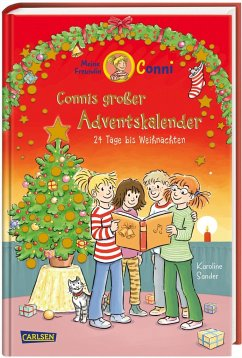 Meine Freundin Conni - Connis großer Adventskalender - Sander, Karoline