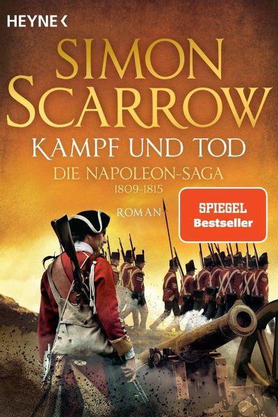 Buch-Reihe Napoleon Saga