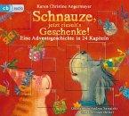 Schnauze, jetzt rieselt's Geschenke / Schnauze Bd.6 (1 Audio-CD)