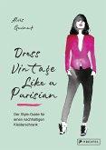 Dress Vintage Like a Parisian