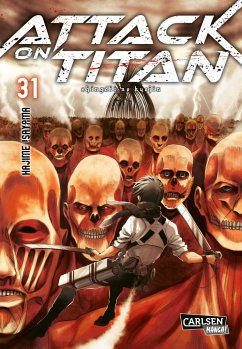 Attack on Titan Bd.31