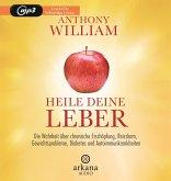 Heile deine Leber, 1 MP3-CD
