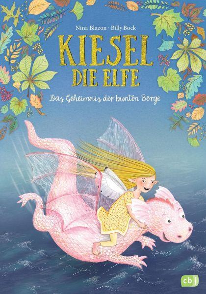 Buch-Reihe Kiesel, die Elfe
