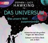 Das Universum - Was unsere Welt zusammenhält, 6 Audio-CD