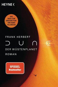 Dune - Der Wüstenplanet - Herbert, Frank