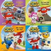 4er-Set Maxi-Mini 13: Super Wings