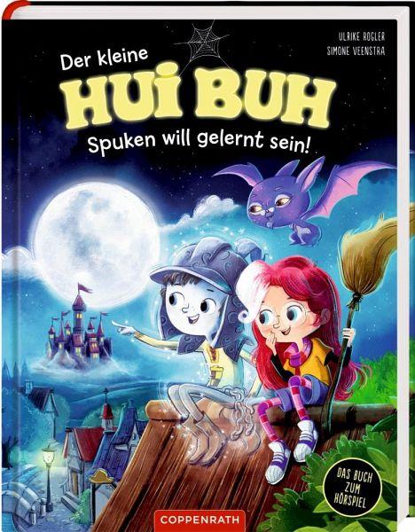 Buch-Reihe Der kleine Hui Buh - Verspukt und zugehext!